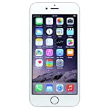 Apple iPhone 6 (Silver, 16GB)