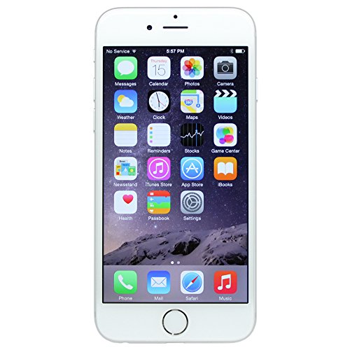 Apple iPhone 6 (Silver, 64GB) image