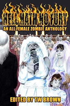 Hell Hath No Fury... by [Carruthers, Elsa, Tonia Brown, Chantal Boudreau, DA Chaney, Candace Gleave, Rebecca Lloyd, Emma Tett, Jordan Deen, Snow, Rebecca]