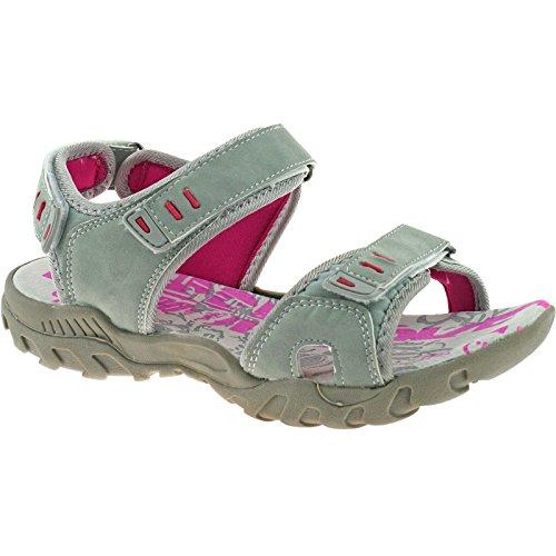 ladies-womens-pdq-pink-grey-adventure-trail-walking-velcro-sportss-sandals-pink-7-uk