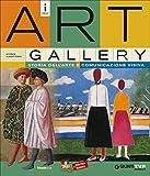 Art gallery. Storia dell'arte e comunicazione visiva. Con e-book. Con espansione online. Per la Scuola media