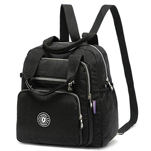 Travistar Tasche Damen Umhängetasche Henkeltasche Messengertasche Schultertasche Rucksack für Mädchen Schule Frauen Reiser Einkaufen
