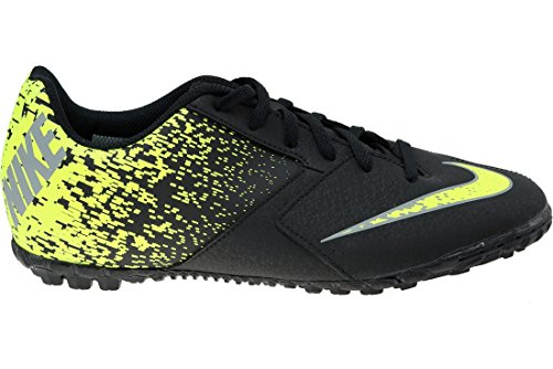 Nike 826486-310, Scarpe da calcio Uomo, Nero (Black / Cool Grey-Volt), 45 EU