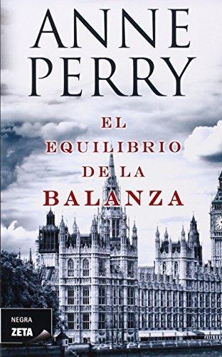 El Equilibrio de la Balanza (Negra Zeta (Paperback))