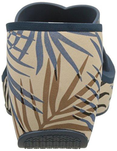 Ipanema - Lipstick Straps Iii Fem, Plateau Donna Beige (Beige/Blue)