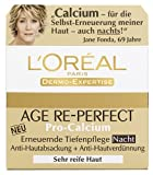 L'Oréal Paris Dermo Expertise Age Re-Perfect Pro Calcium Nachtcreme, 50ml