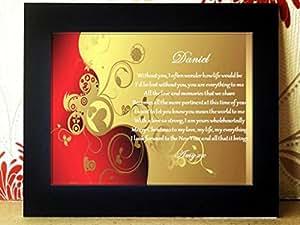 Individuelle weihnachtskarten bilderrahmen mit eingebauter weihnachtskarte mit gedicht - Weihnachtskarten amazon ...