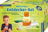 KOSMOS 606220 Mein erstes Entdecker-Set, Experimentierkasten für Kinder ab 4 Jahren