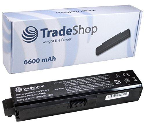 Hochleistungs Li-Ion Qualitäts Akku 10,8V/11,1 6600mAh für Toshiba C660 C660D Serie C660-00J C660-10D C660-15R C660-17L C660-1F1 C660-1HL C660-1ZM C660-229 C660-22Q C660-28R C660-2E2 C660D-101