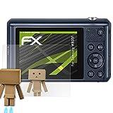 atFoliX Displayschutz für Samsung WB35F Spiegelfolie - FX-Mirror Folie mit Spiegeleffekt