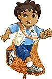 "Go Diego Go Dora The Explorer 40 Mylar Foil Balloon"""