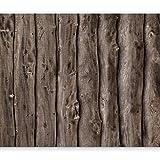 murando - Fototapete 300x210 cm - Vlies Tapete - Moderne Wanddeko - Design Tapete - Wandtapete - Wand Dekoration - Holz Bretter Holzoptik f-B-0126-a-a