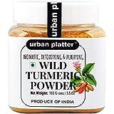 Urban Platter Wild Turmeric Powder, 100g
