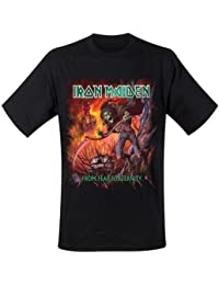 Collector's Mine Iron Maiden-From Fear To Eternity - T-shirt - Homme