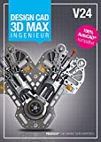 Product icon of Design CAD 3D Max V24 Ingenieur