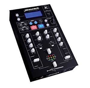 Neonumeric NMX-4000 Table de mixage multimédia Slot SD + USB OTG + ECRAN LCD