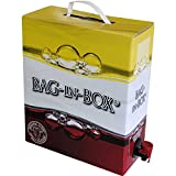 Bag in Box Vino Rosso Terre Siciliane Nero d'Avola 2016 1 Cassa x 5 litri