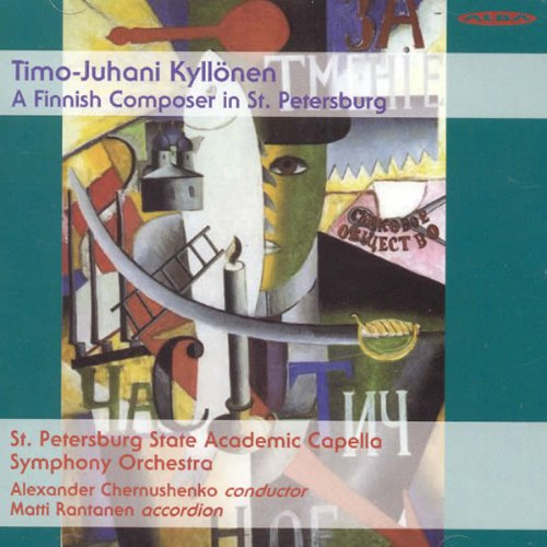 A Finnish Composer in St.Petersburg
