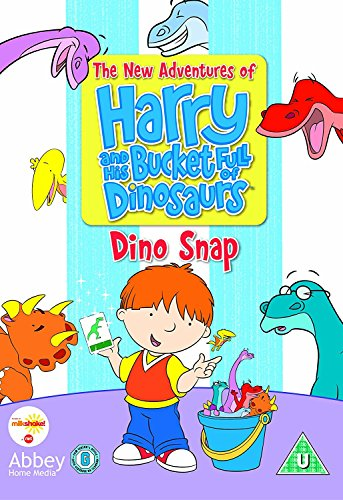 The New Adventures Of Harry And His Bucket Full Of Dinosaurs: Dino Snap