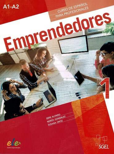 Emprendedores 1: Curso de español para profesionales