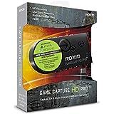 Corel Roxio Game Capture HD Pro - Capturadora de vídeo (NTSC, 480p, 576p, 720p, 1080i, 1080p, AAC, MP3, WAV, WMA, BMP, GIF, JPG, PNG, TIF, AVI, DIVX, MOV, MP4, WMV, AAC, MP3, WAV, WMA)