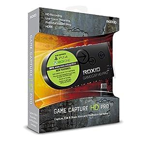 Corel Roxio Game Capture HD Pro USB 2.0 Video-Aufnahme-Gerät – Video-Aufnahme-Geräte (NTSC, 480p,576p,720p,1080i,1080p…
