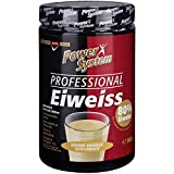 Power System Professional Eiweiss, Sahne-Vanille (1 x 360 g)
