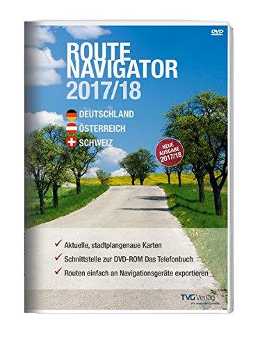 Preisvergleich Produktbild Koch Media RouteNavigator DACH 2017 / 18