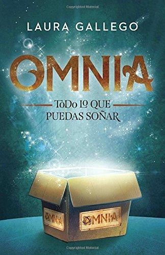 Omnia: Todo Lo Que Puedas Sonar por Laura Gallego