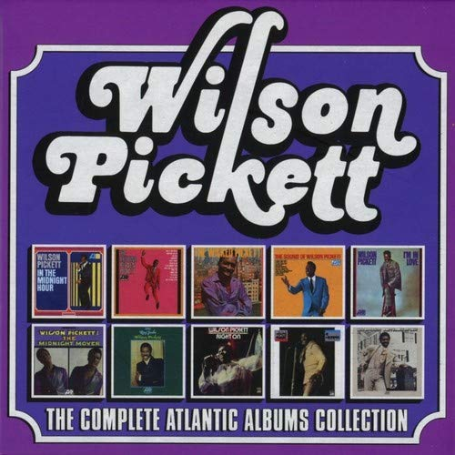 The Complete Atlantic Albums Collection (Box 10 Cd)