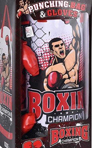 Kinder Boxsack Boxset. Boxsack und 2 Handschuhe für Kinder