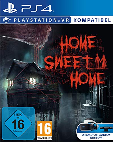 Home Sweet Home VR (PS4) (Ps4 Home Playstation)