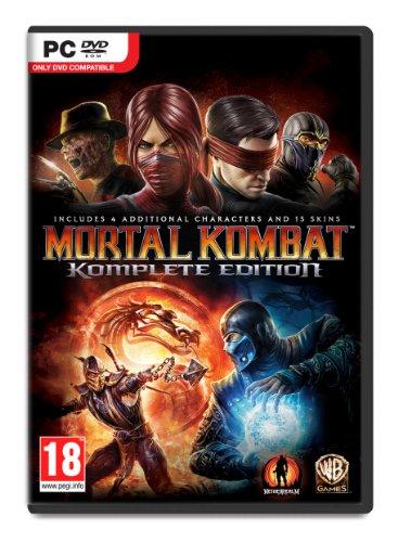 Mortal Kombat: Komplete Edition (PC DVD) [Importación Inglesa]