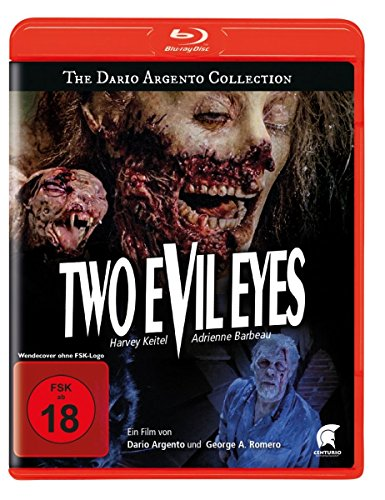 Two Evil Eyes - Dario Argento Collection # 3 [Blu-ray]