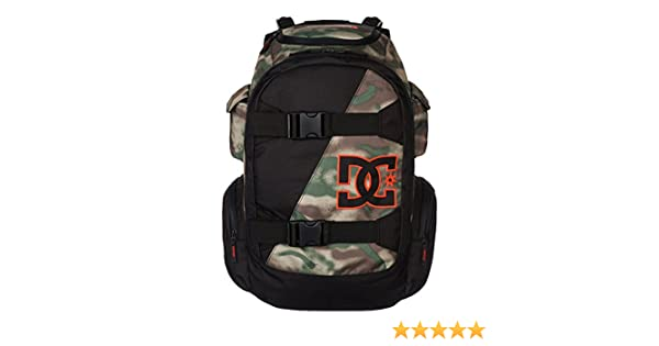 d02e37ba435 DC Shoes Men's Rucksack Bred Medium 15 x 40 x 70 cm, 29 Litres: DC Shoes:  Amazon.co.uk: Clothing