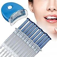 Gaeruite - Kit de blanqueamiento de dientes para limpieza de dientes domésticos, blanqueador de dientes, gel dental fuerte