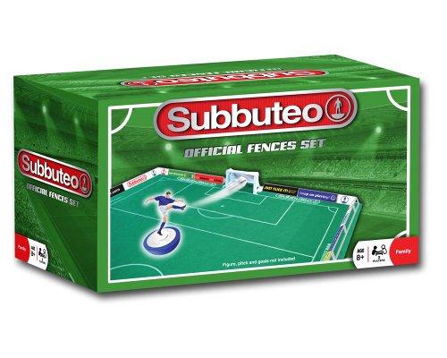 Paul Lamond Subbuteo - Juego de vallas para estadio de fútbol