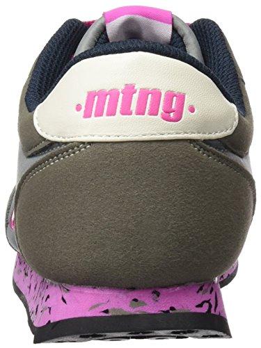 MTNG Attitude - Funner Chica, Scarpe sportive Donna Grigio