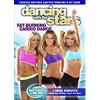Dancing With The Stars: Fat-Burning Cardio Dance [DVD] by Cal Pozo
