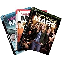Veronica Mars: The Complete Series (Seasons 1-3) by Kristen Bell