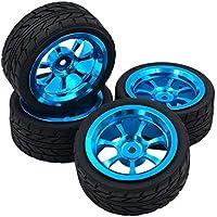 sharprepublic RC Ruedas Llantas y Neumáticos para WLtoys A959-B A949 A959 A969 Industria de