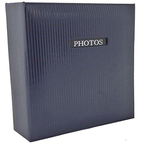 Preisvergleich Produktbild Dörr Eleganz Einsteckalbum Fotoalbum mit 200 Seiten,  farblich sortiert,  13 X 18 cm