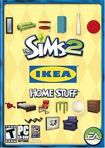 The Sims 2: IKEA Home Stuff - PC by Electronic