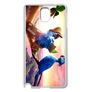 Rio Samsung Galaxy Note 3 Cell Phone Case White TV0728034