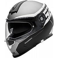 Schuberth S2DVS Sports Full Face Moto casque de moto–Rush Gris XL