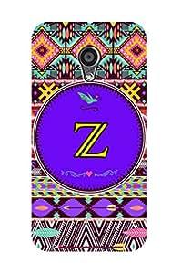 ZAPCASE Printed Back Case for MOTOROLA MOTO G2