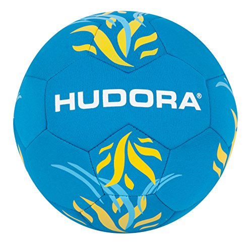 Hudora Beachball Softgrip Gr. 5