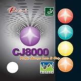 Palio Belag CJ 8000 Biotech 40-42°, 2,1 mm, schwarz