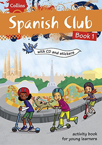 Spanish Club Book 1 (Collins Club)