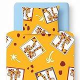 bf54e78726bd5 Girafes - Pati Chou 100% Coton Linge de lit pour berceau bébé (Taie